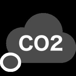 二酸化炭素CO2